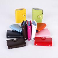 Porte-cartes de cadeau promotionnel Couleur Couleur Petite sac à main Sac de monnaie Sacs Cadeaux Business Cadeaux Grossistes Logo personnalisé