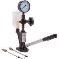 اختبار ضغط الوقود العالمي قياس كيت ديزل حاقن فوهة الفوهة البوب تستر ث / مقياس مزدوج 60MPA