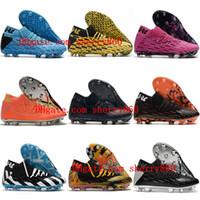2021 zapatos de fútbol para hombre FUTURA 5.1NETFIT FG CLASE DE FÚTBOL DE FÚTBOL BUTAS DE FÚTBOL AIRN OUTTROS BOTAS DE FUTBOL