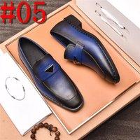Британские туфли мужчины Формальные мокасины мужские офисные Обувь Coiffeur кожаные туфли мужчины классические черные свадебные платье Sepatu Slip на Pria