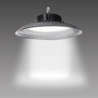 50W 100W 150W 200W LED High Bay Light UFO Fixture 20000LM 6500K IP65 Daylight Daylight Industriel Commercial Bay Lighting Lighting pour l'atelier d'entrepôt