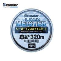 Оригинальная рыболовная линия SeaGuar Flaby Line Fluorogarbon Meister 320m / 240m FluoroCarbon Flaby Line Line Устойчива к в Японии 201124