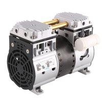 Лабораторная высококачественная неделя бесплатный вакуумный HP-1400V низкий уровень шума прочный поршневой насос упаковочный станок вакуумный насос