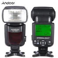 Andoer AD-960II On-Câmera Flash SpeedLite GN54 Universal LCD Display Flash Light para Pentax DSLR Câmaras1