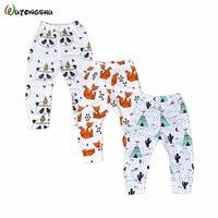 / LOT Детские брюки мягкие хлопчатобумажные Babys Boys Girls PP брюки для спортивных детских брюк детские дети для новорожденных девушки мальчик одежда LJ201017