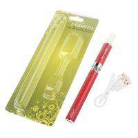 E CIGS UGO T MT3 Atomizer Blister Başlangıç Kitleri 650 mAh 900mAh Vape Pil Elektronik Sigaralar Mikro USB Şarj Ile Buharlaştırıcı Buharlaştırıcı