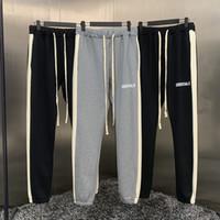 2020 Neue Top Qualität Nebel Essentials Gedruckt Frauen Männer Jogger Hosen Sweatpants Hiphop Streetwear Lose Fit Männer Casual Hosen X1228