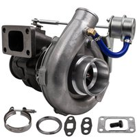 Général Turbo Turbocharger T3 T4 T4 T04E A / R .50 A / R .63 Huile de bande V Cool + Joint de vente entier Prix de vente