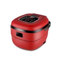 Reiskocher intelligenter Elektroherd-Non-stick innerer 2,5l Haushaltsdämpfer-Kochtopf-Küchengeräte, leicht zu reinigen, dauerhafter Brei