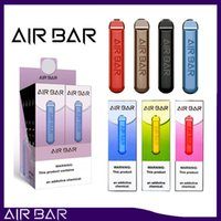 Air Bar descartável Pod Dispositivo de 1,8 ml de bateria Vape Pen Kit 380 mAh 500 puffs vapores e Cigs portátil Starter Kit Sistema