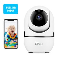 CPVAN IP Camera 1080P WiFi Home Security IP Camera di visione notturna Baby Monitor dell'interno di sorveglianza TVCC wireless Wifi casa