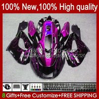 Körper für Yamaha YZF1000R Thunderace 96 97 98 99 00 01 07 96HC.40 Rose Flames YZF-1000R YZF 1000R 2002 2003 2004 2005 2006 2007 Verkleidung Kit