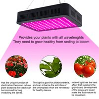 كامل الطيف أدى النمو الاضواء 3030 مصباح الخرزة مصنع مصباح 1800W 180 * 10W زهرة النبات ينمو نظام زيادة مصباح واحد تحكم الأسود