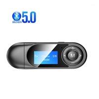 Carro WiFi Router Adaptadores Sem Fio para TV PC Speaker Adaptador Adaptador USB Bluetooth 5.0 Receptor de áudio Transmissor AUX 3.5mm Music Stereo1