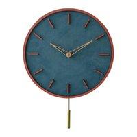 Relógios de parede Grande Pêndulo Pingulum Sala de estar Moderno Design Criativo Balanço Nordic Instagram Cozinha Horloge Home Watch ZB5WC