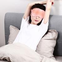 럭셔리 선물을위한 16mm 100 % 뽕나무 실크 럭셔리 실크 수면 눈 마스크