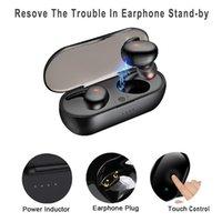 Auricolari wireless gratuiti DHL Bluetooth Y30 7S 7mini 9S 11 12 Auricolare auricolare Bluetooth senza fili auricolare