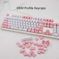 Clavier Mouse Combos 131 Keys Profile OEM KeyCaps PBT Petits ensembles KeyCap 1.5u 1,75u 2u 2.25U Maj d'appoint 6.25 Barre d'espace pour 60 61 64 68 73 87 96 10