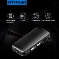 Sttwunake Mini Câmera 1080P HD DV Digital Voice Voice Recorder Small Micro Som Detafone Secret Home1