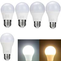 Lampadine LED Globe Lampadine E27 3W 5W 7W 9W 12W Cool Warm White Home Lighting Lampada