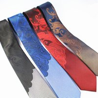 العلاقات الرقبة gusleson رجل فاخر رجل الأزهار نحيل ربطات العنق hombre 6 cm gravata سليم التعادل الكلاسيكية الأعمال عارضة بيزلي للرجال