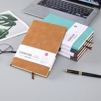 A6 Pochette et revues Papeterie Kawaii Papeterie Planificateur Journal Agenda 2020 2021 Sketchbook pour fournitures de bureau de l'école étudiante1