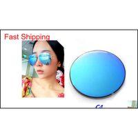 Sonnenbrillen Ersatzlinsen R3025 / R3026 / R3447 1.56Resin Spiegel Revo Polarisierte UV400 Sonnenbrille Ersatz Qylcbr NEW_DHBEST