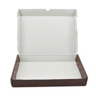 OEM ODM فاخر الثنية نهاية هدية الشوكولاته التعبئة والتغليف شحن صندوق مخصص مطبوعة طوي الكرتون ورقة ميلر صندوق
