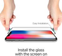 Screenprotector vidro temperado para IPhone X XR XS Max 8 7 6 6S Além disso 11Pro protetor de tela para SE 2020 Telefone