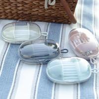 Juwelr Ring Aufbewahrungsboxen Tragbare Ohrringanzeige Aufbewahrungskoffer Reisen Mini Tragbare Box Organizer Schmuckhalter Geschenkbox Meer FFB4372