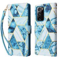 Cas de portefeuille en cuir pour Samsung Galaxy A42 A32 A71 A51 5G Téléphone Retourner pour Samsung A01Core A70 A50 A31 A21 A12 Case