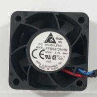 Oryginalny FFB0412HHN -5M01 4028 4 cm 40mm 12 V 0,17A 3 Wentylator chłodzący serwer dla Delta 40 * 40 * 28mm