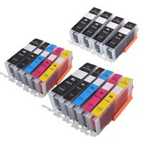 Cartuchos de tinta PGI570 570 PGI-570 BK CL 571 Cartucho compatível para Canon Pixma MG5750MG6850 TS6050 TS6051 TS6052 TS 6050