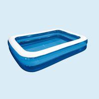 Портирующие бассейны портативный надувной бассейн портативный надувной бассейн над наземным прудом душа семейство наружные взрослые младенцы надутые аксессуары 145JL C2