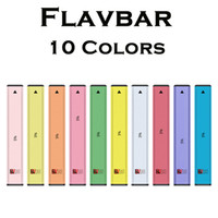 Flavbar v1 Disposable E- cigarettes Vape Pen 1. 3ml Cartridges...