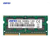 RAMS ZIFEI DDR3L 8GB 4GB 1600 1333 MHz 1.35V SDRAM SDRAM SO DIMM Memory RAM1