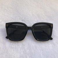 2021 New Brand Korea Jennie Cooperazione GM occhiali da sole moda donna elegante telaio occhiali da sole da sole signora vintage cool occhiali da sole kuku
