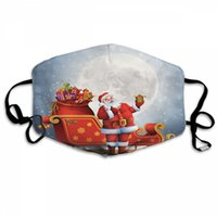 Santa Claus Mask 2020 New Fashion Designer Dust Masks Suitab...