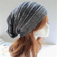 القبعات مضفر القبعات فضفاض قبعة الكروشيه الدافئة الشتاء قبعة تزلج كاب الصوف محبوك قبعات أزياء المرأة سيدة القبعات dhl الشحن