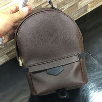 Luxus-Mode-Taschen Hochwertige Mini-Rucksack-Klassiker-Design Unisex-Schultertasche Student-Klassiker mit Blumen-Rucksäcken
