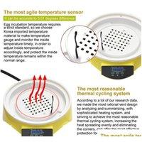 Mini 7 Incubatore di uova Incubatore di pollame Brooder Digital Temperatura Digitale Hatchery Hatcher per QylkPa HairClipperShop
