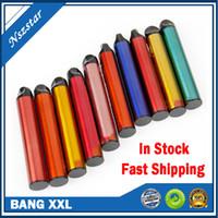 Bang XXL Dispositivo descartável 800mAh Bateria de energia pré-preenchida 6ml pod 2000 puffs xxtra kits Vape Vape Pen vs Bar Flow Xtra