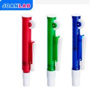JOANLAB 실험실 플라스틱 튜브와 빠른 릴리스 피펫 펌프 피펫 전송 피펫 파스퇴르 피펫, --single