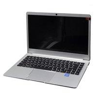 Ordinateurs portables N3450 Processeur N3450 8G + 128G Prise en charge de la mémoire de la mémoire 2.4 / 5GWIFI Notebook de jeu quad-core (Plug UE) 1