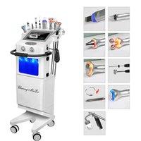 Hydra beauty facial cleaning H2O2 oxygen beauty machine with high powerful vacuum pump aqua peel oxygen beauty machine