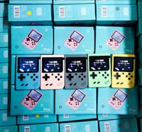 1 휴대용 휴대용 비디오 게임 콘솔 레트로 8 비트 미니 게임 플레이어 게임 3 인치 AV 게임 컬러 LCD
