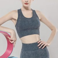 Women Fitness Wear Sports Bra Yoga Running Gym Suit Workout ...
