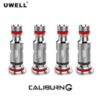 Be 'Caliburn G Coil Mesh bobine 0.8ohm sostituzione Nucleo capo per la sigaretta Be' Caliburn G Pod Kit Electronic System 100% autentico