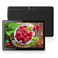 Tablet PC EST 10 pouces Android 9.0 Tablettes 6G 128 Go de stockage GMS Dual Sim Card Slot et Cameras WiFi 4G Tablet Tablet1