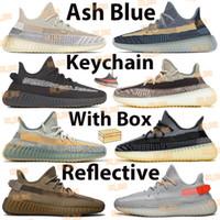 Yeni Erkek Ayakkabı Ash Mavi İnci Külül Doğal Dünya Solmaya Yansıtıcı Koşu Sneakers Zyon Yeshaya Yecheil Siyah Statik Erkekler Spor Eğitmenleri